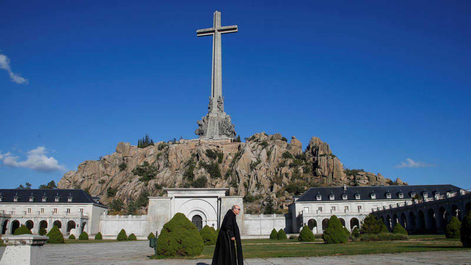 El Ejecutivo sacará los restos del dictador Francisco Franco del Valle de los Caídos en helicóptero