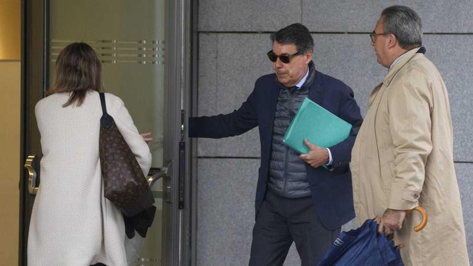 El expresidente madrileño, Ignacio González testifica en el caso Púnica