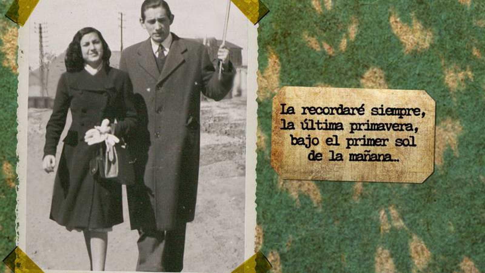 Miguel Delibes y Ángeles de Castro