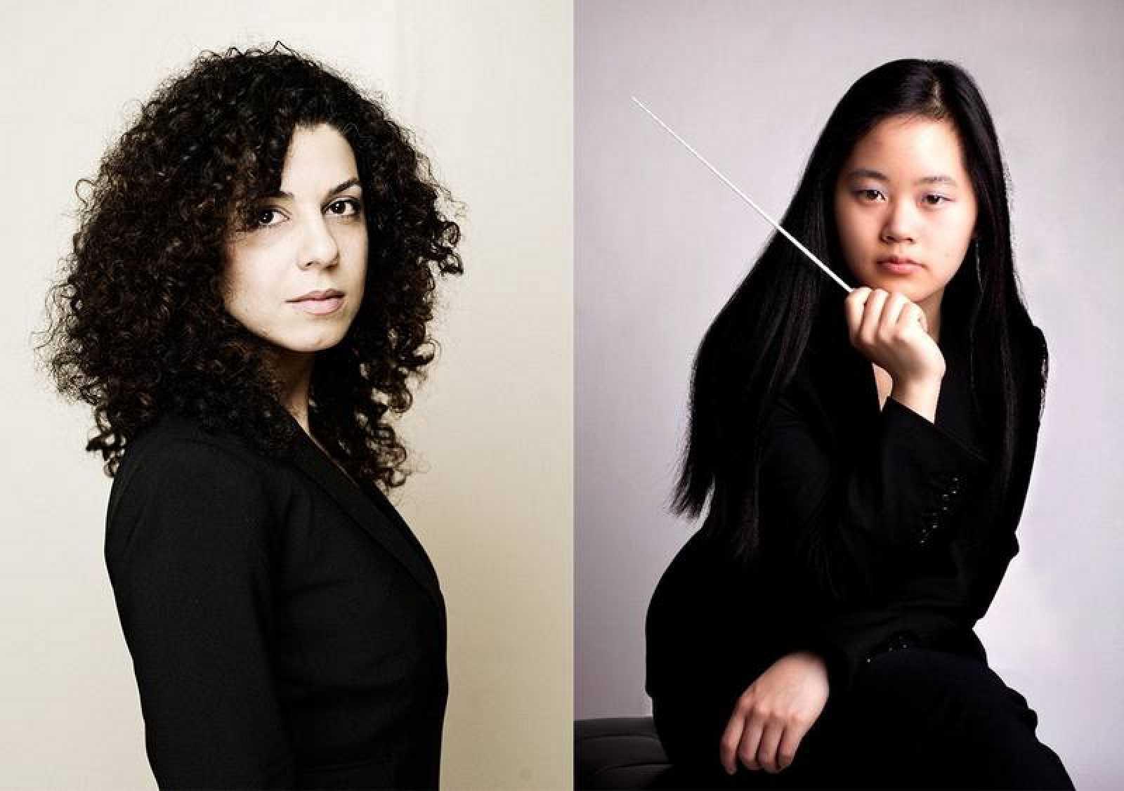 Sofya Melikyan y Yi-Chen Li