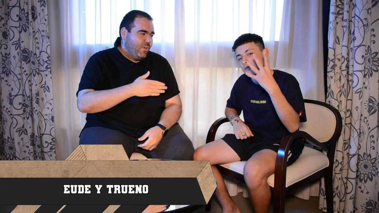 Trueno, el freestyler más viral del mundo, esta semana en `Ritmo urbano¿