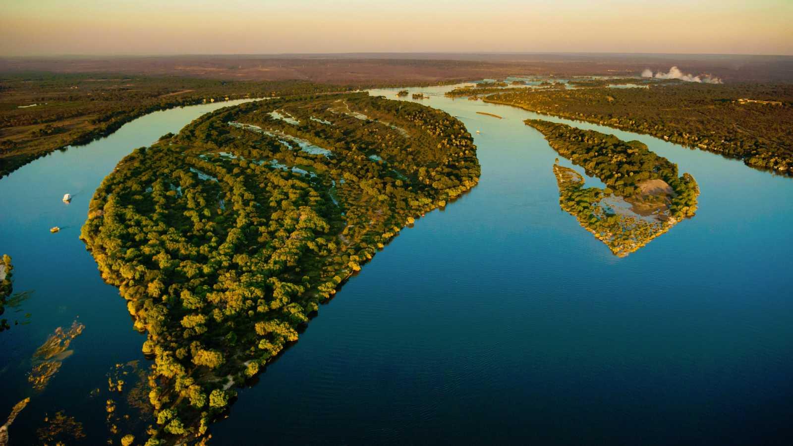 Un trabajo multidisciplinar sitúa el origen de los humanos modernos al sur del río Zambeze, entre las actualesBotsuana, Namibia y Zimbabue.