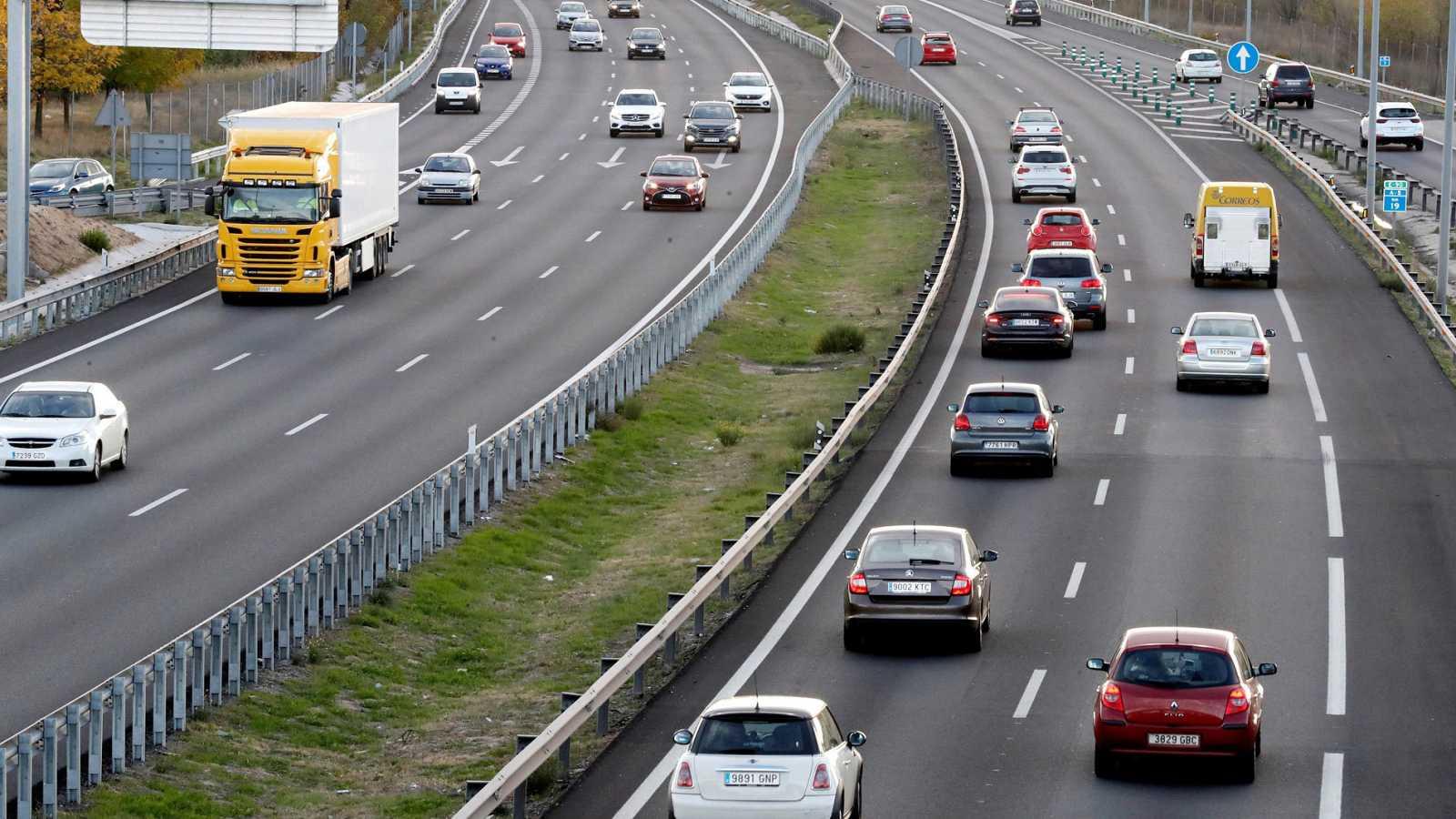 Veinte personas han muerto en los17 accidentes mortales registrados en las carreteras