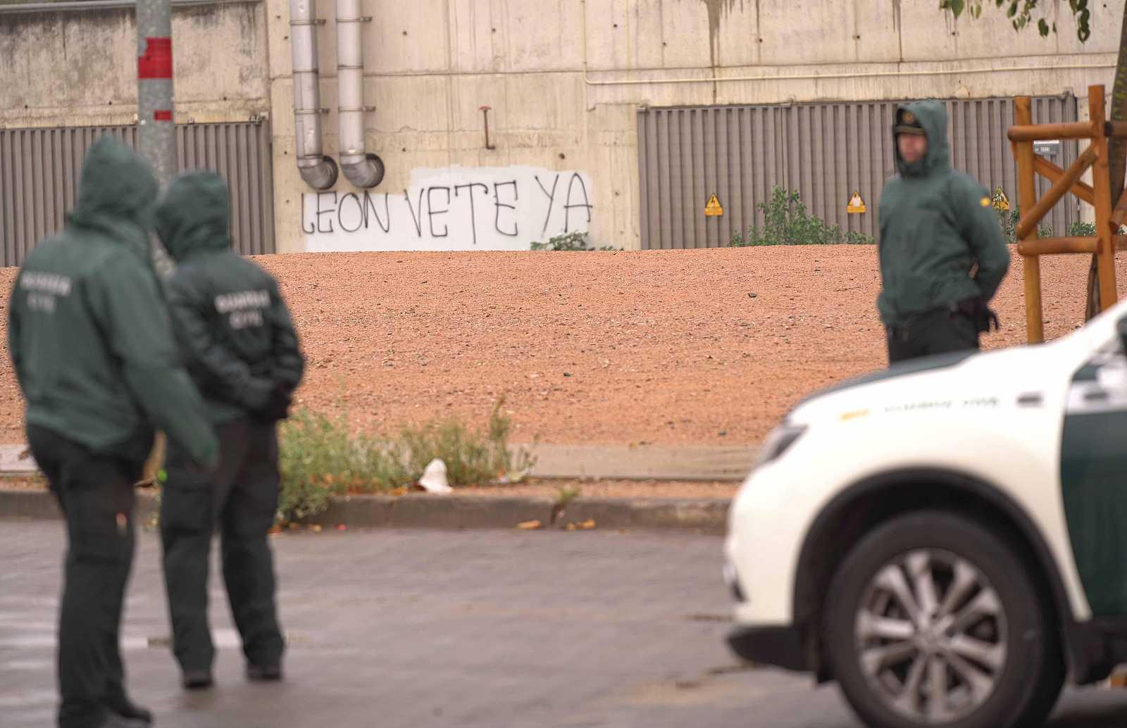 Registran las oficinas del Córdoba CF y el domicilio de su presidente.