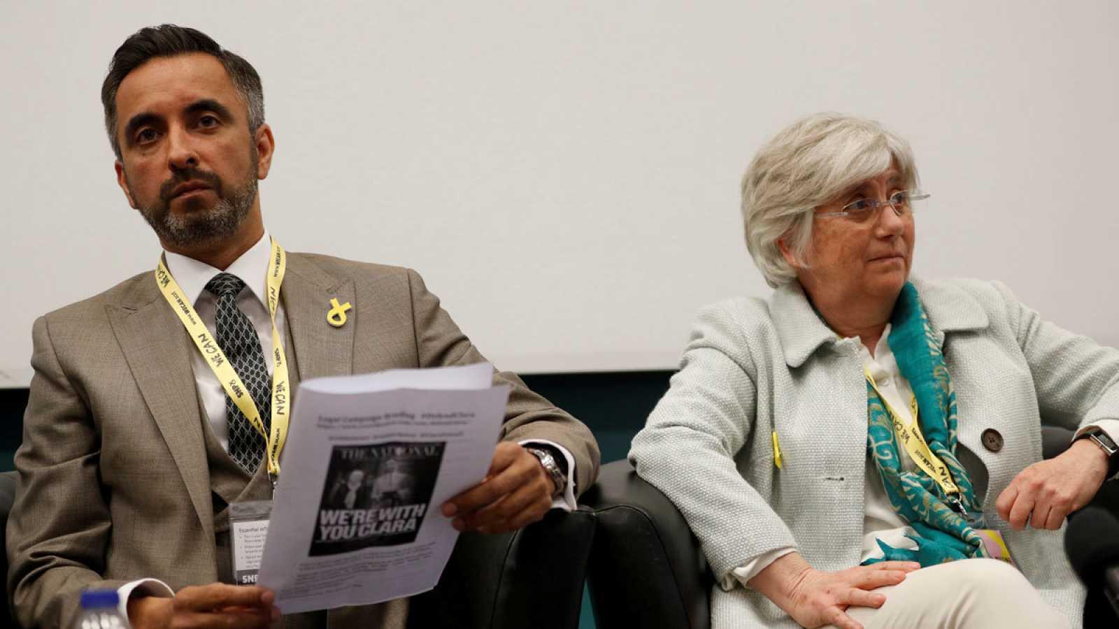 Llarena remite a Reino Unido información adicional sobre Ponsatí para acreditar que conocía la ilegalidad del 1-O