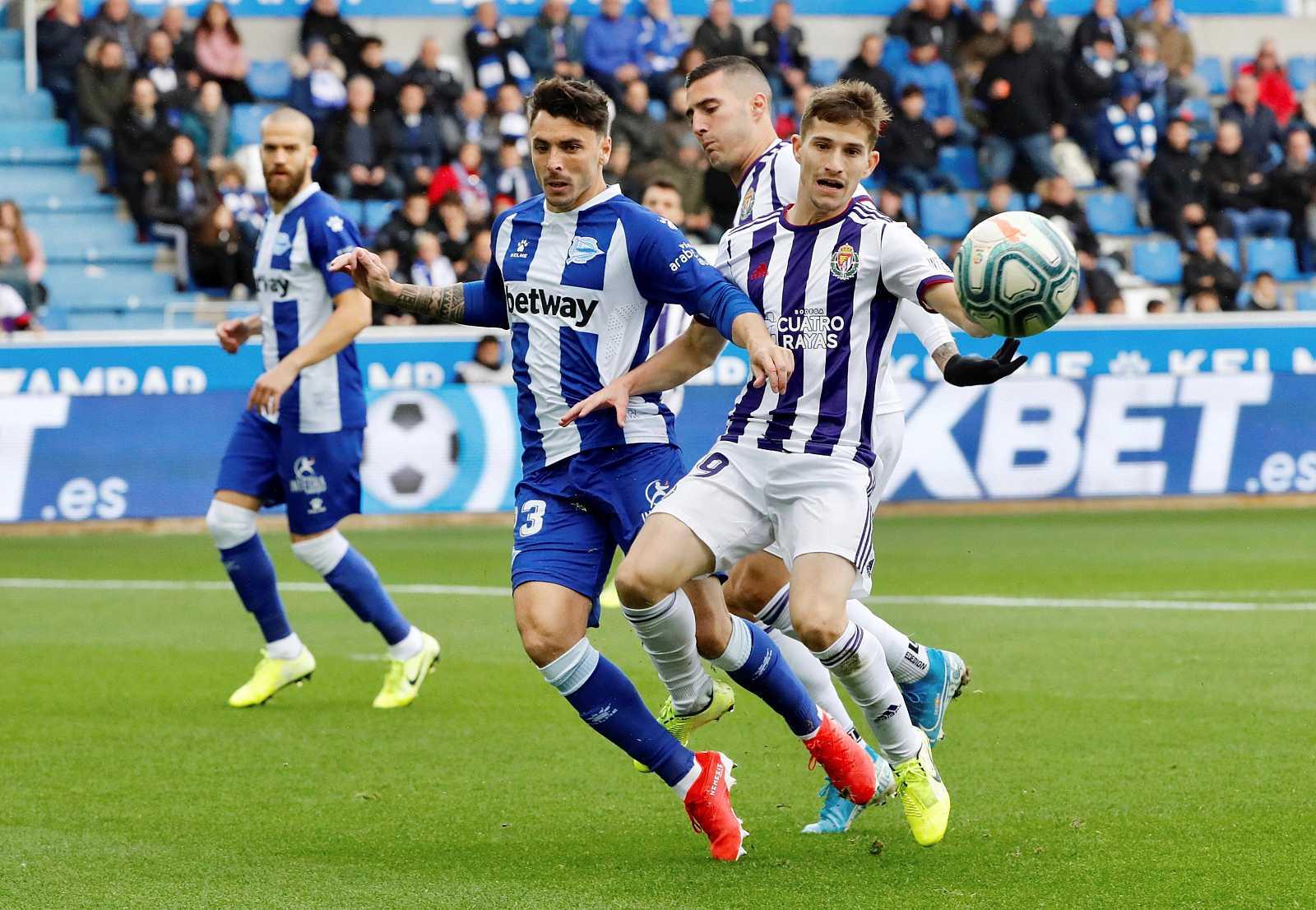 Alavés - Real Valladolid