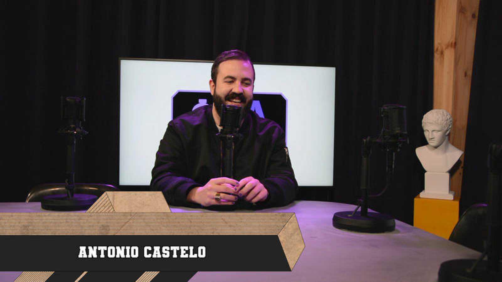 Antonio Castelo, esta semana 'Rimo Urbano'