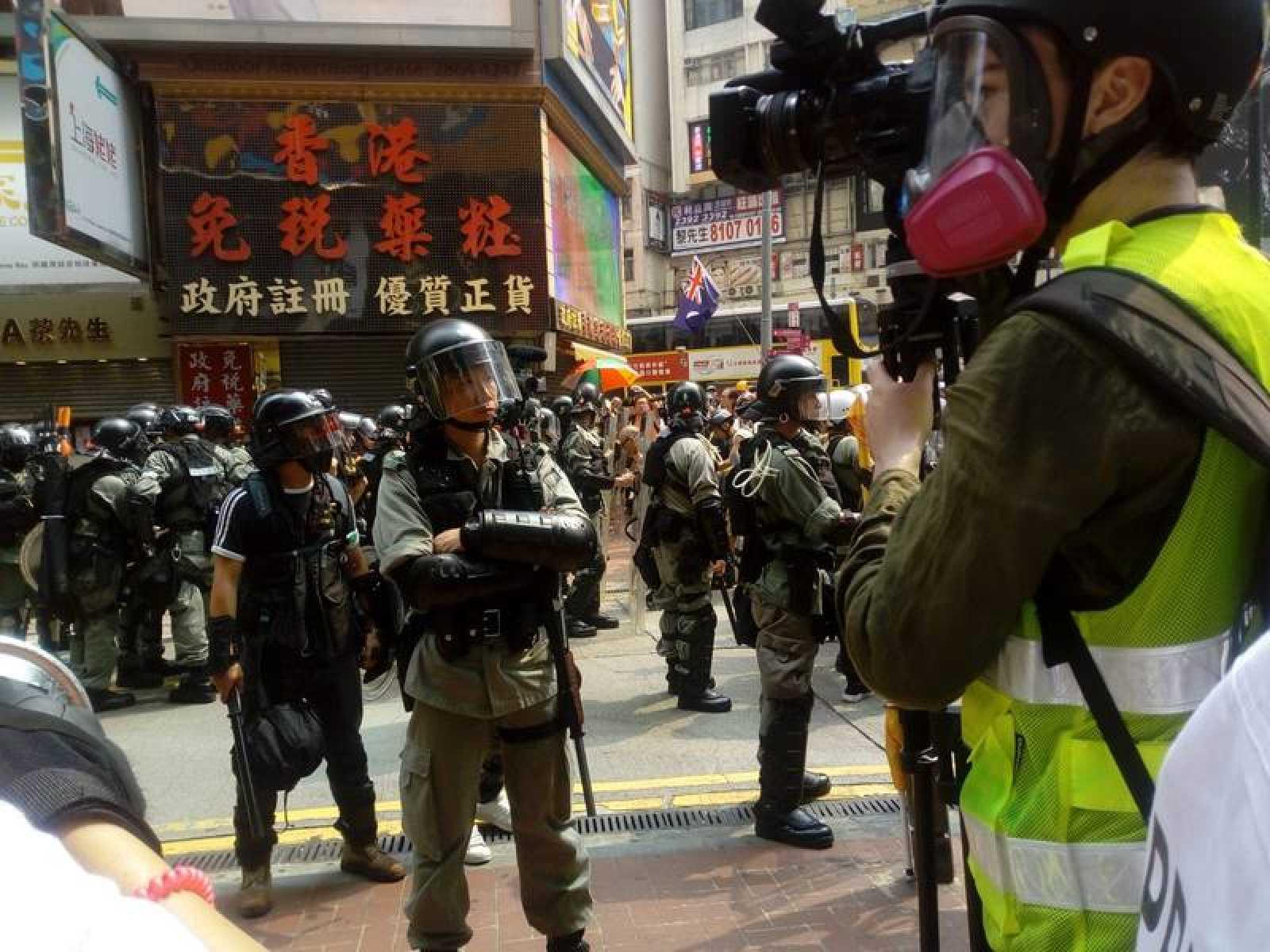 'La ira de Hong Kong', próximo estreno de 'En Portada'