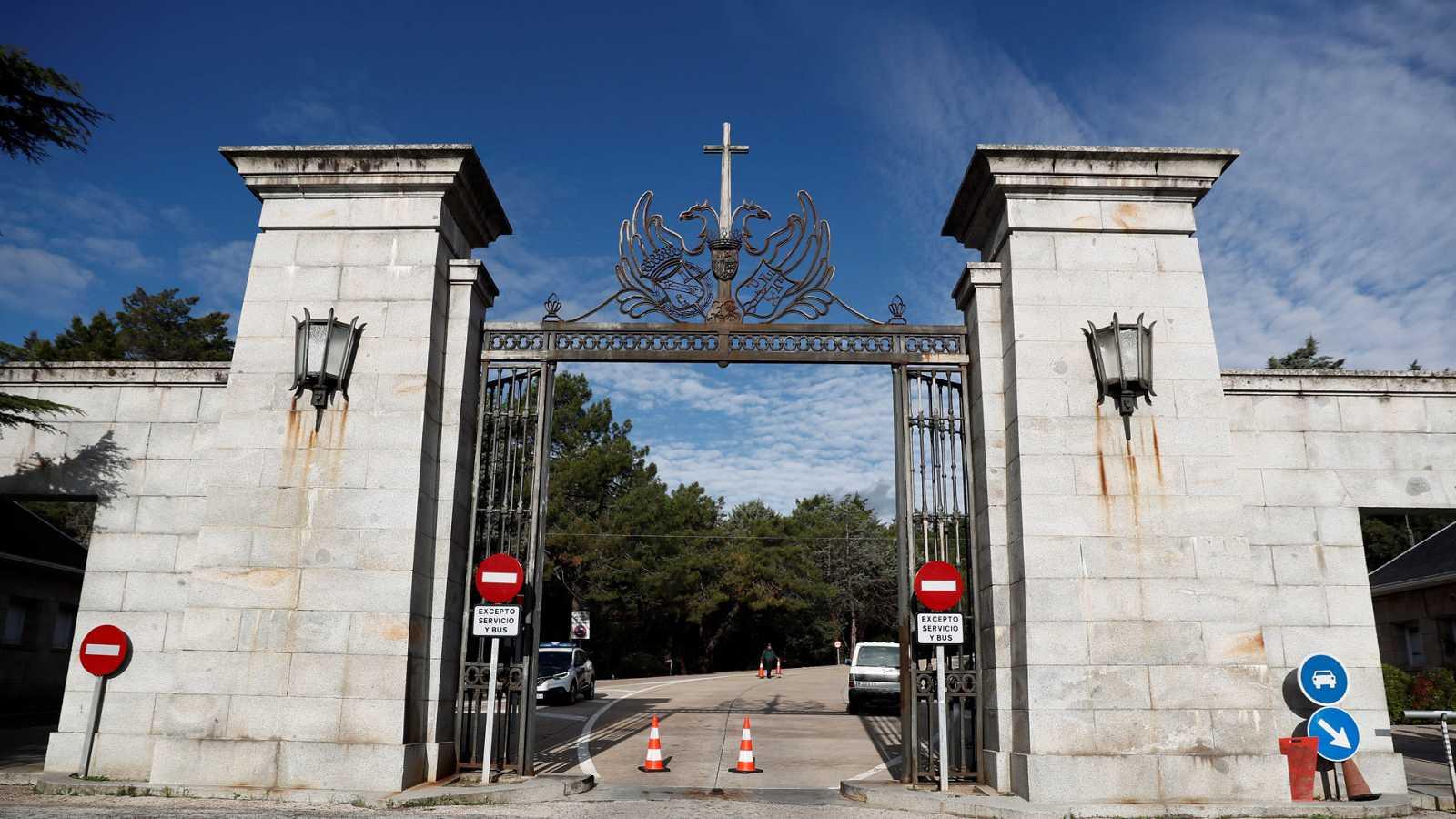 Patrimonio Nacional autoriza la exhumación de 31 víctimas enterradas en el Valle de los Caídos