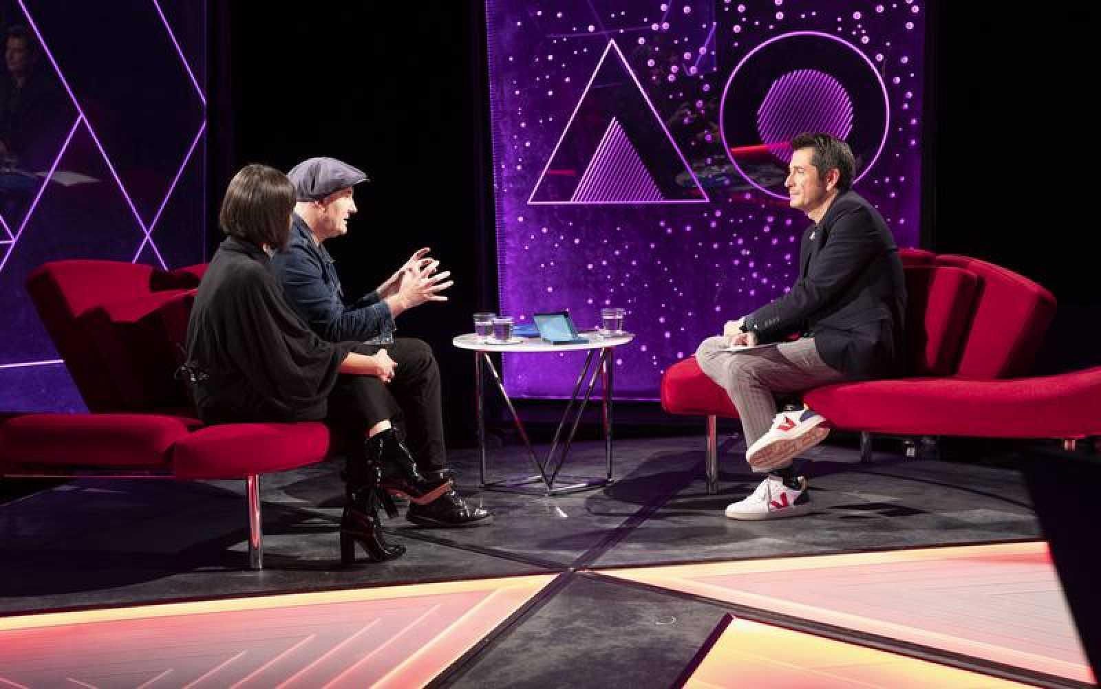 '¡Atención Obras!': Carlos del Amor entrevista a Amaral