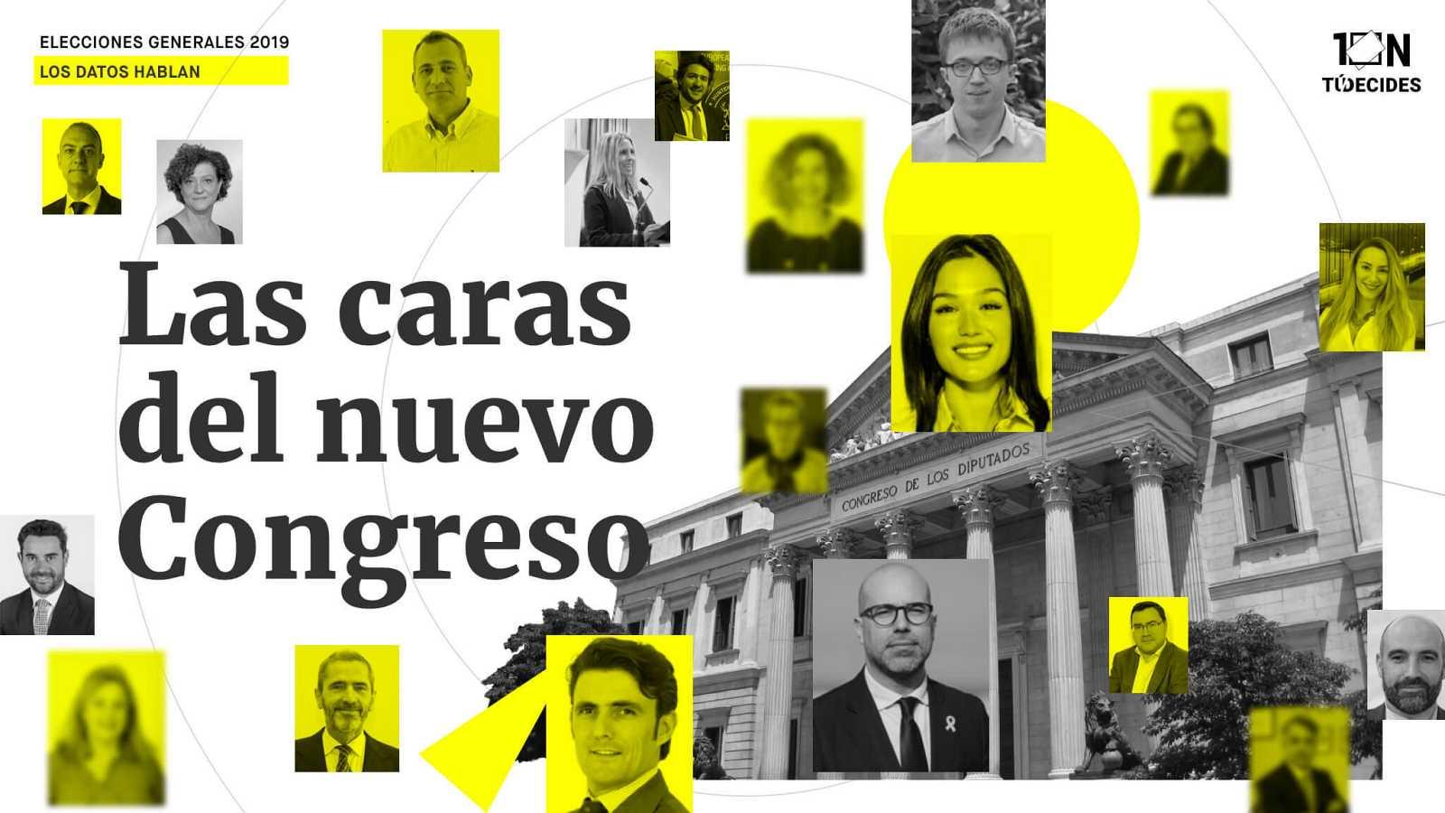 El 3 de diciembre se constituirán las nuevas Cortes en España