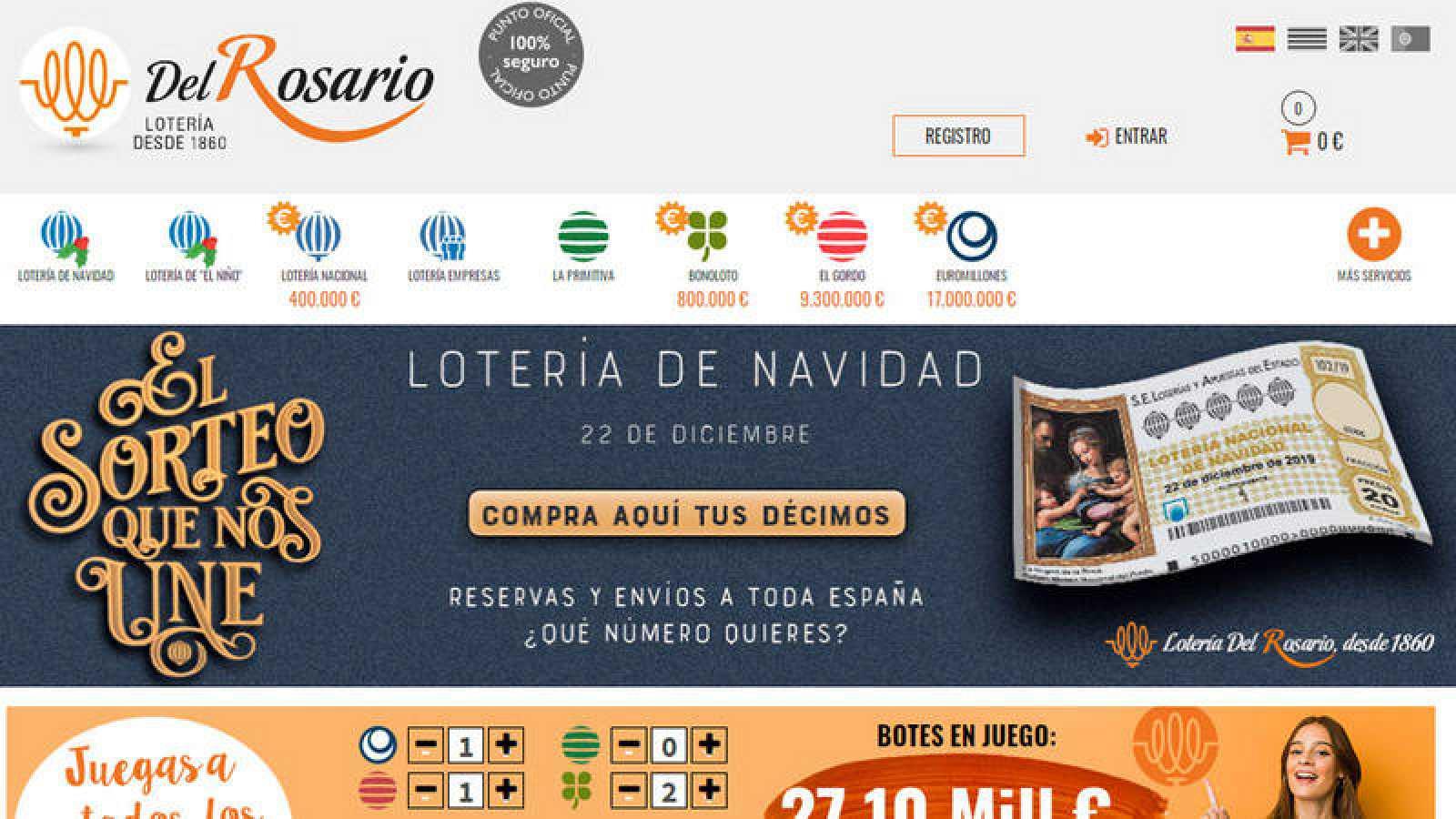 Lotería del Rosario, la administración de Zaragoza que reparte más premios