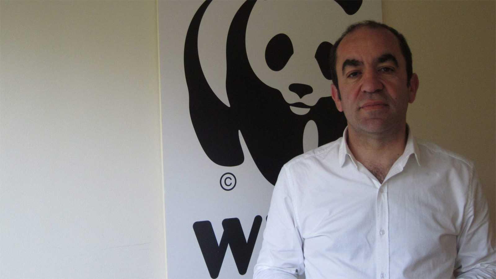El secretario general de WWF España, Juan Carlos del Olmo.