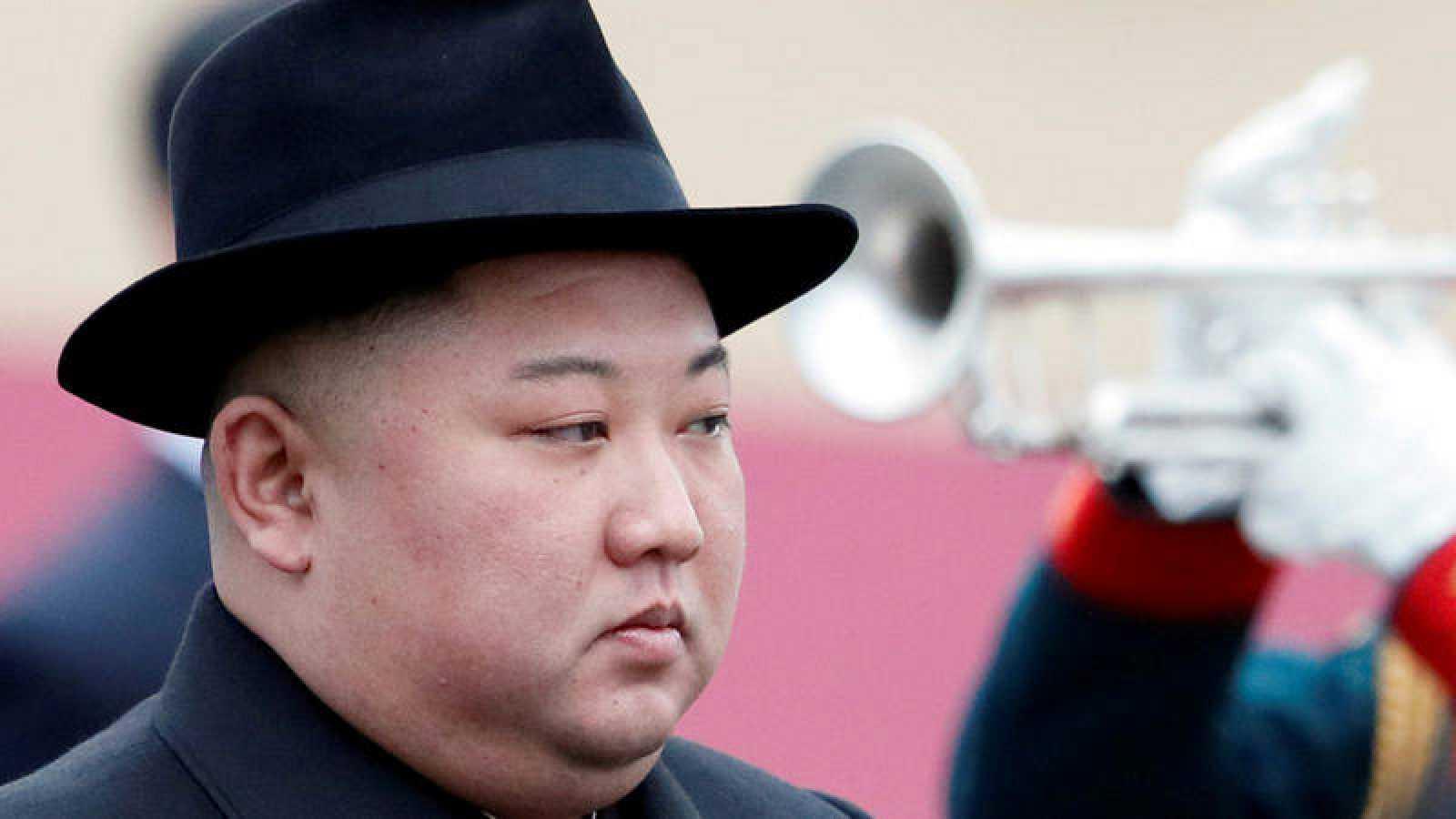 El líder norcoreano Kim Jong-un