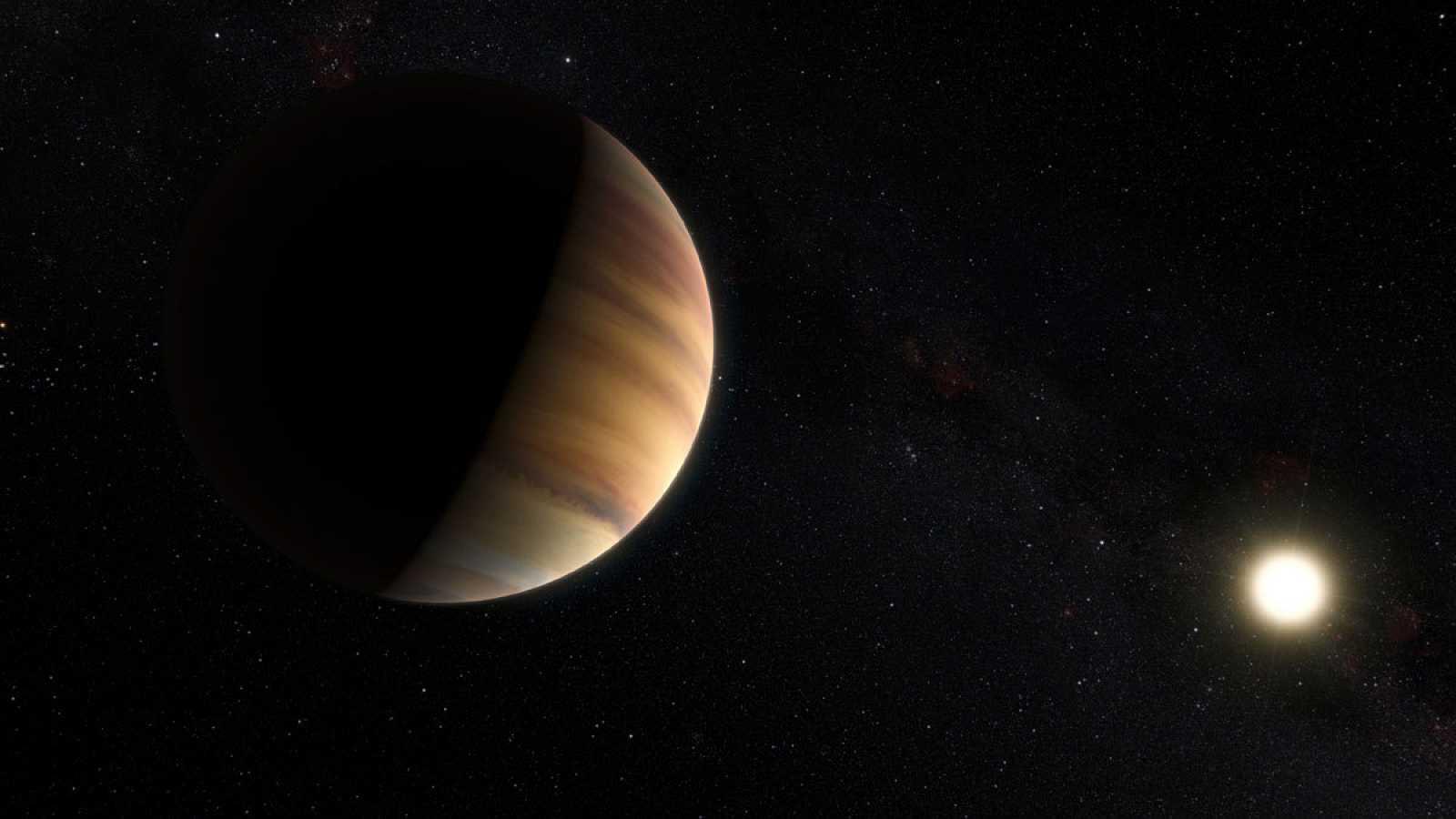 Cheops, más que buscar nuevos exoplanetas, va a analizar algunos de los ya conocidos.