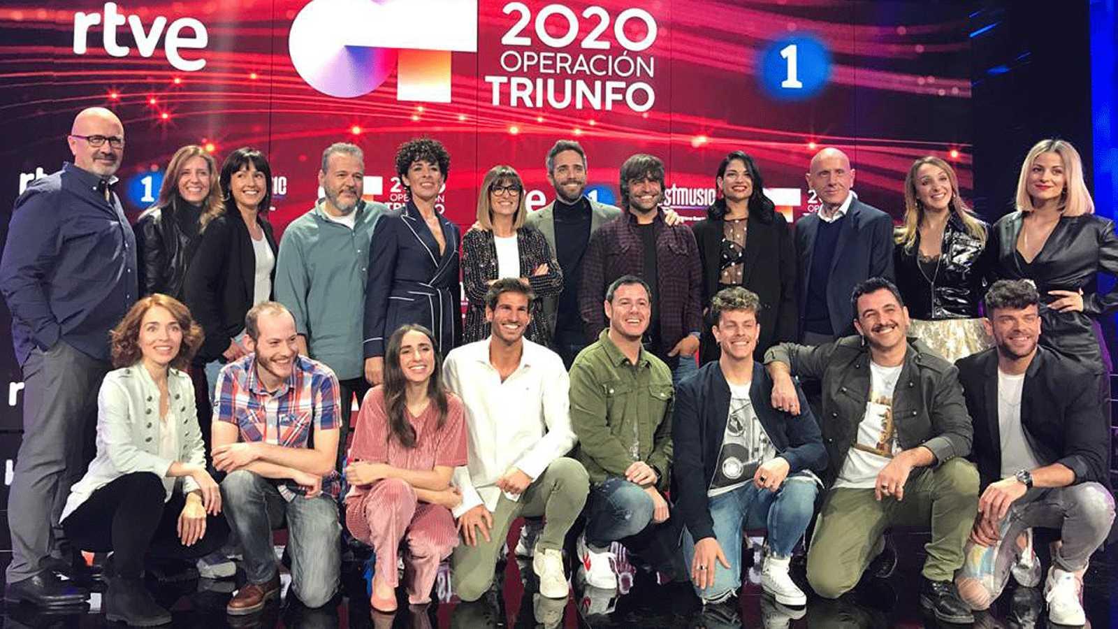 La familia de OT 2020