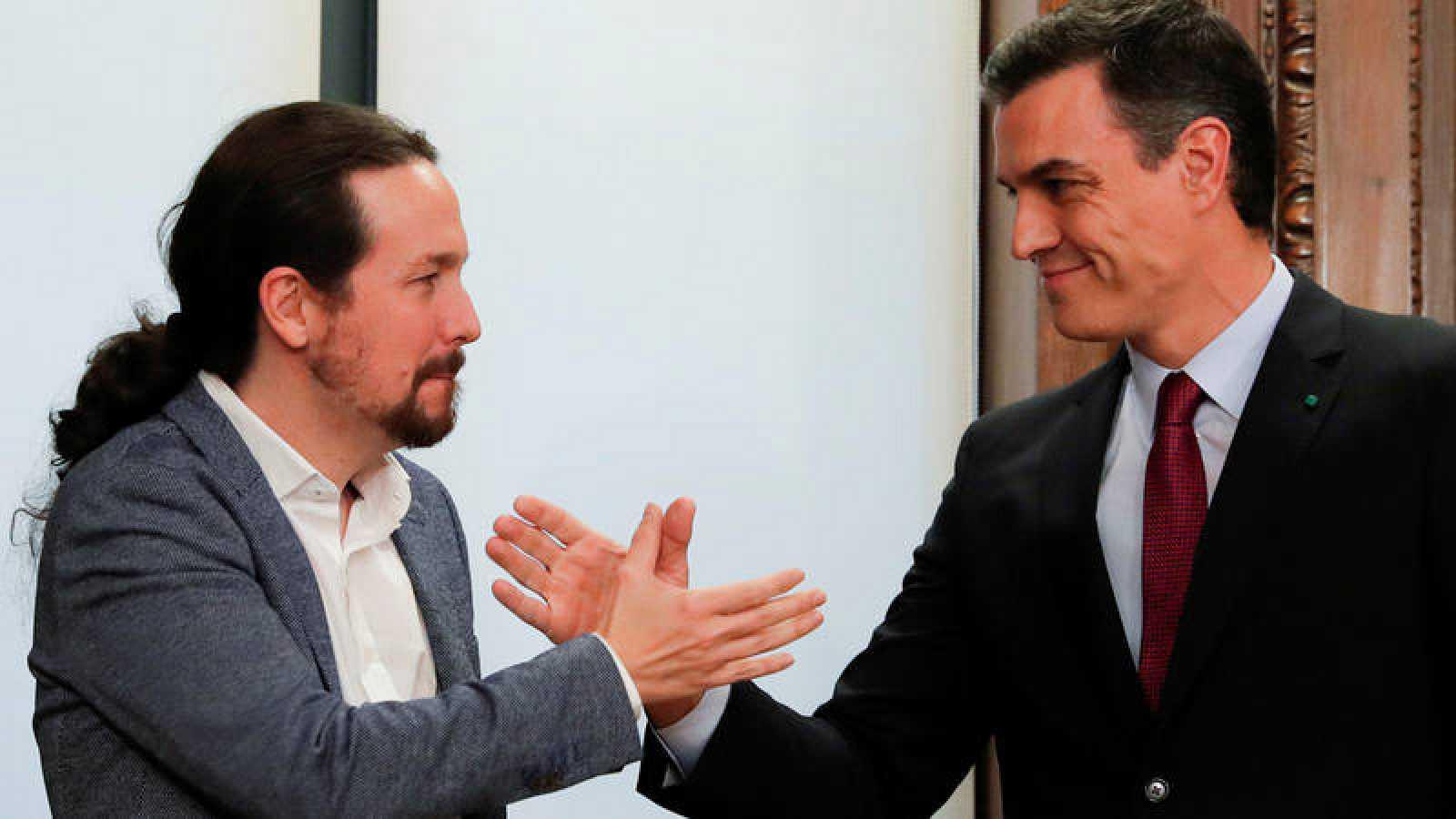 Pablo Iglesias será vicepresidente de Derechos Sociales y Agenda 2030 en el gobierno presidido por Pedro Sánchez