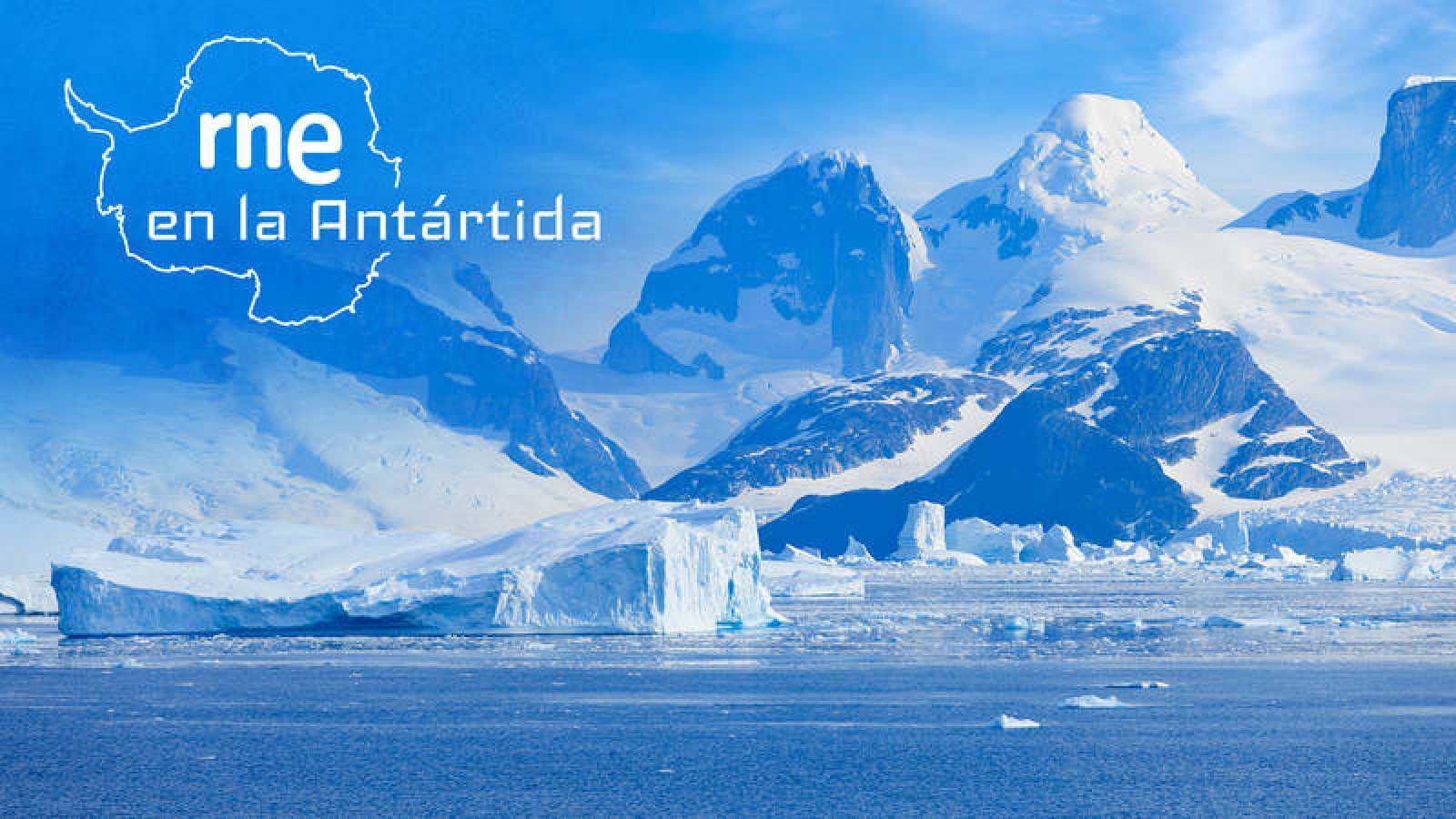 Radio Nacional, en la Antártida