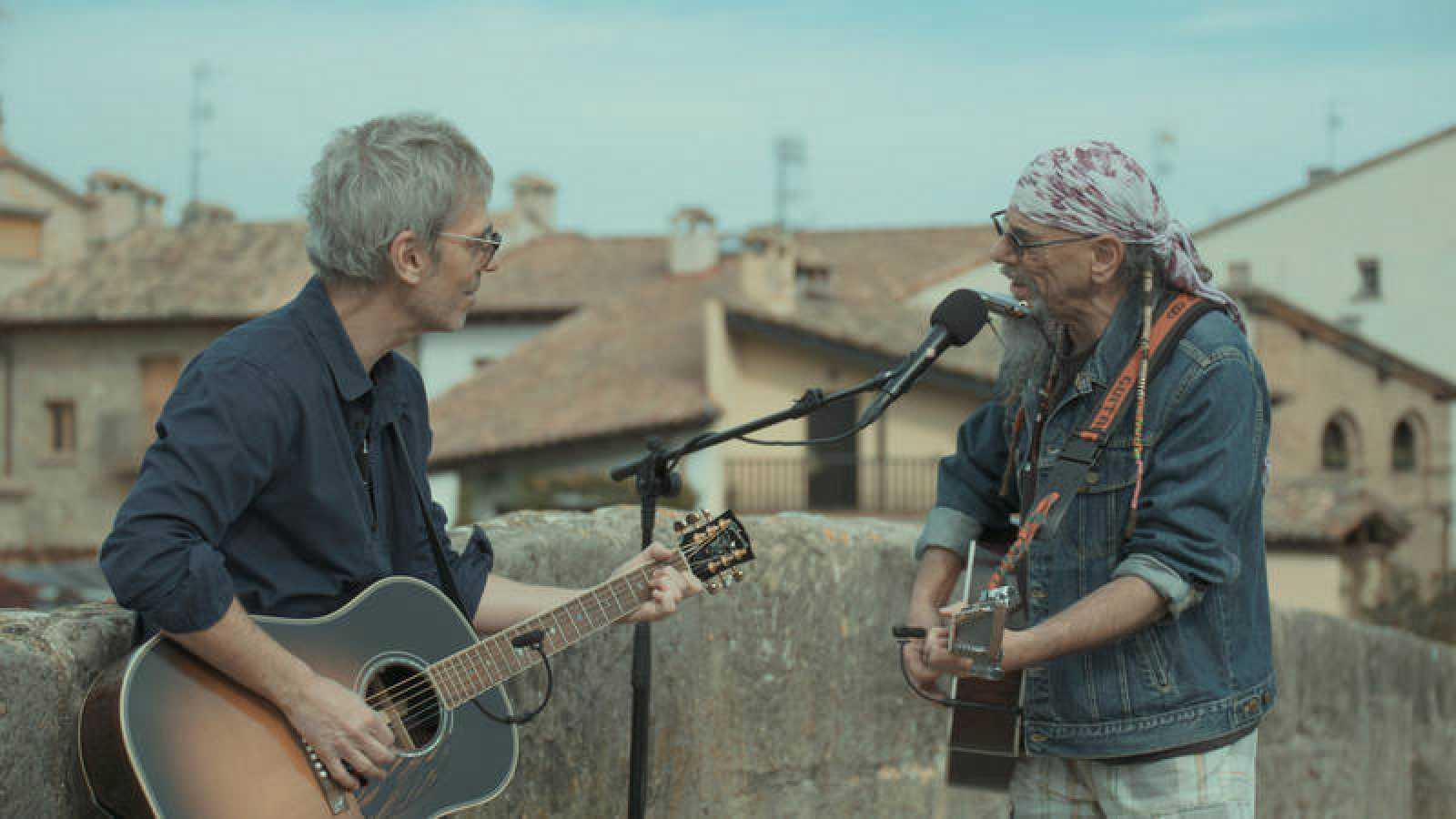 'Un país para escucharlo' viaja a Navarra y La Rioja de la mano de El Drogas