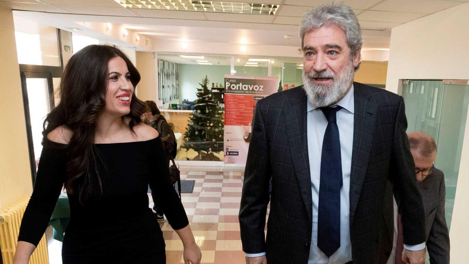 Miguel Ángel Rodríguez fue portavoz del expresidente Aznar