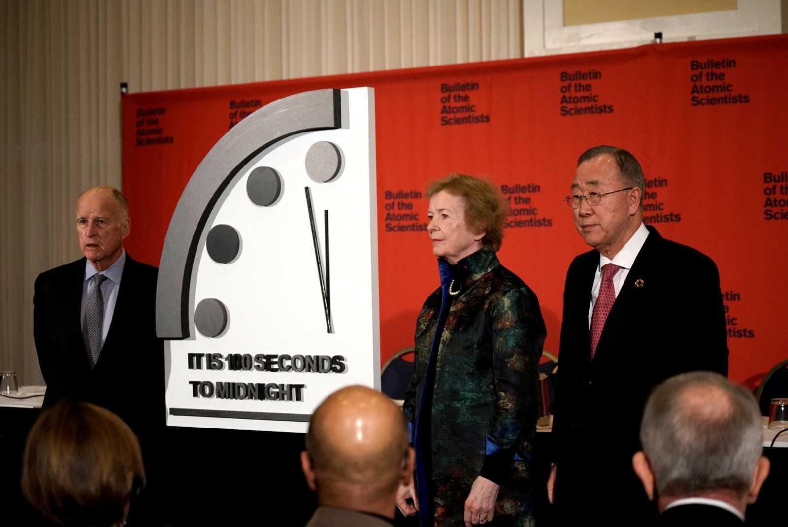 """El """"Reloj del Apocalipsis"""" marca el final de la humanidad"""