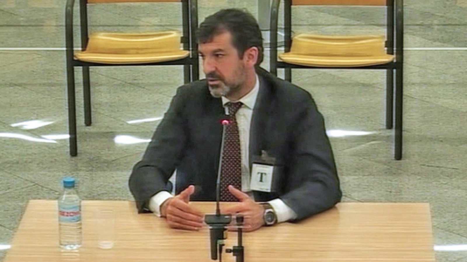 El comisario Ferran López declara en el juicio contra la cúpula de los Mossos