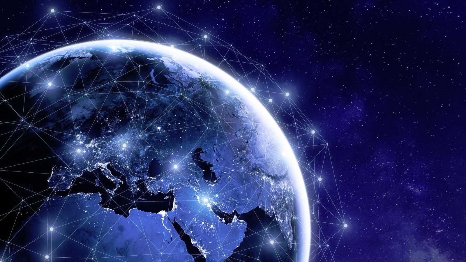 La red Starlink prevé proporcionar internet de alta velocidad a usuarios de cualquier lugar del mundo.