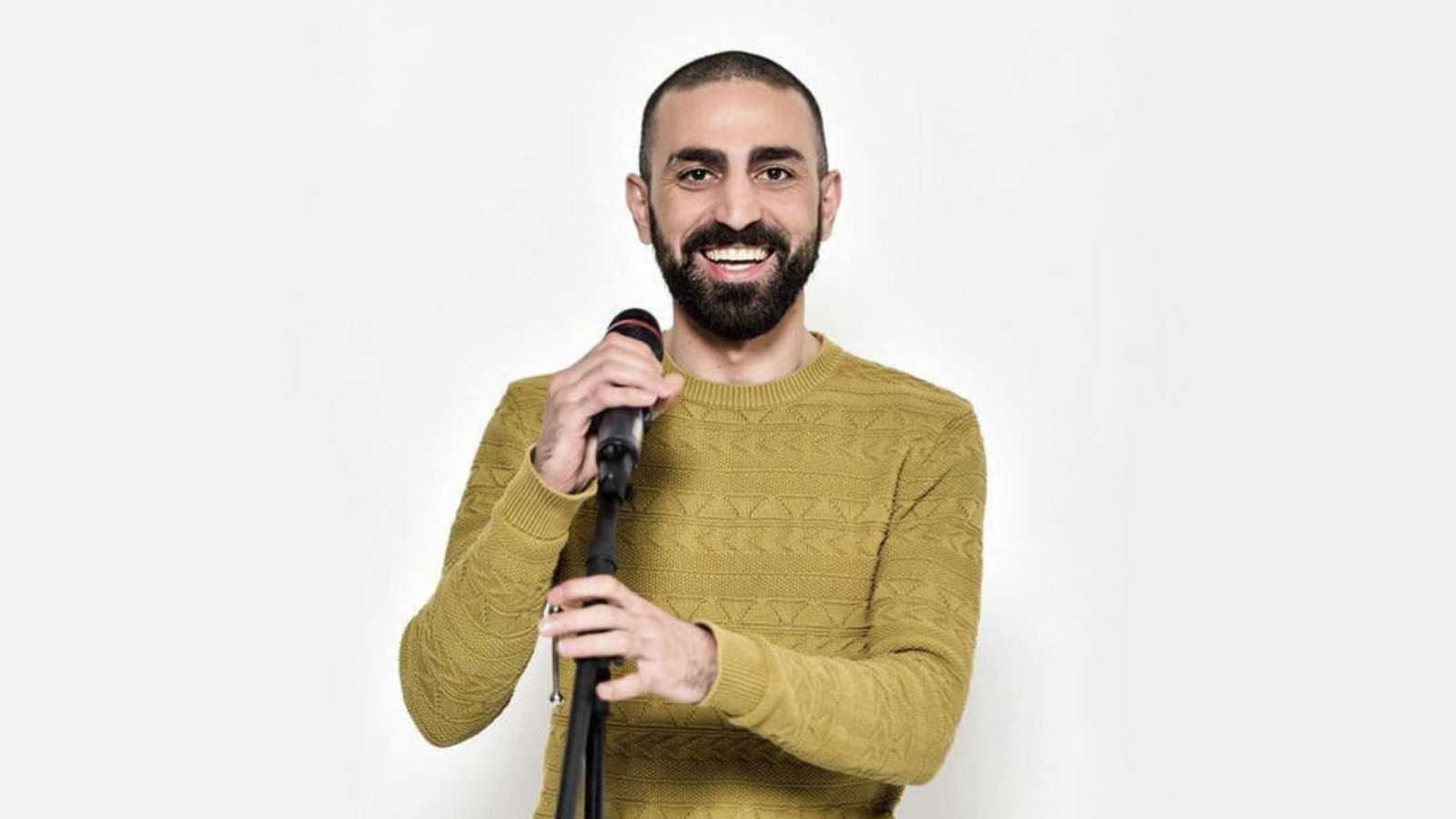 Tornike Kipiani, representante de Georgia en Eurovisión 2020