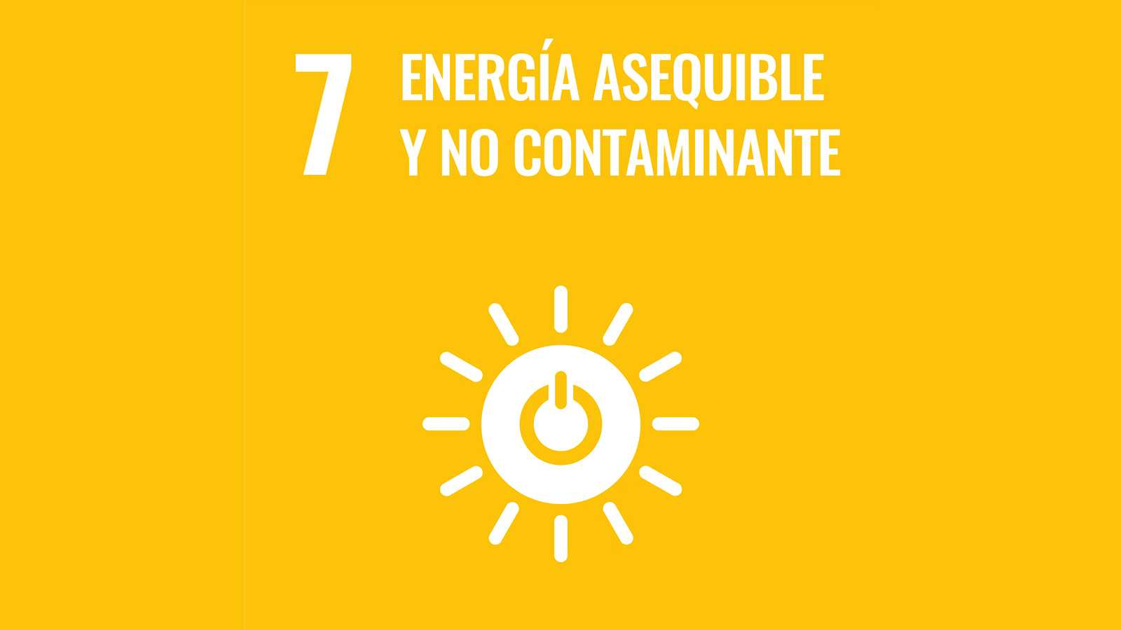 Energia asequible y no contaminante