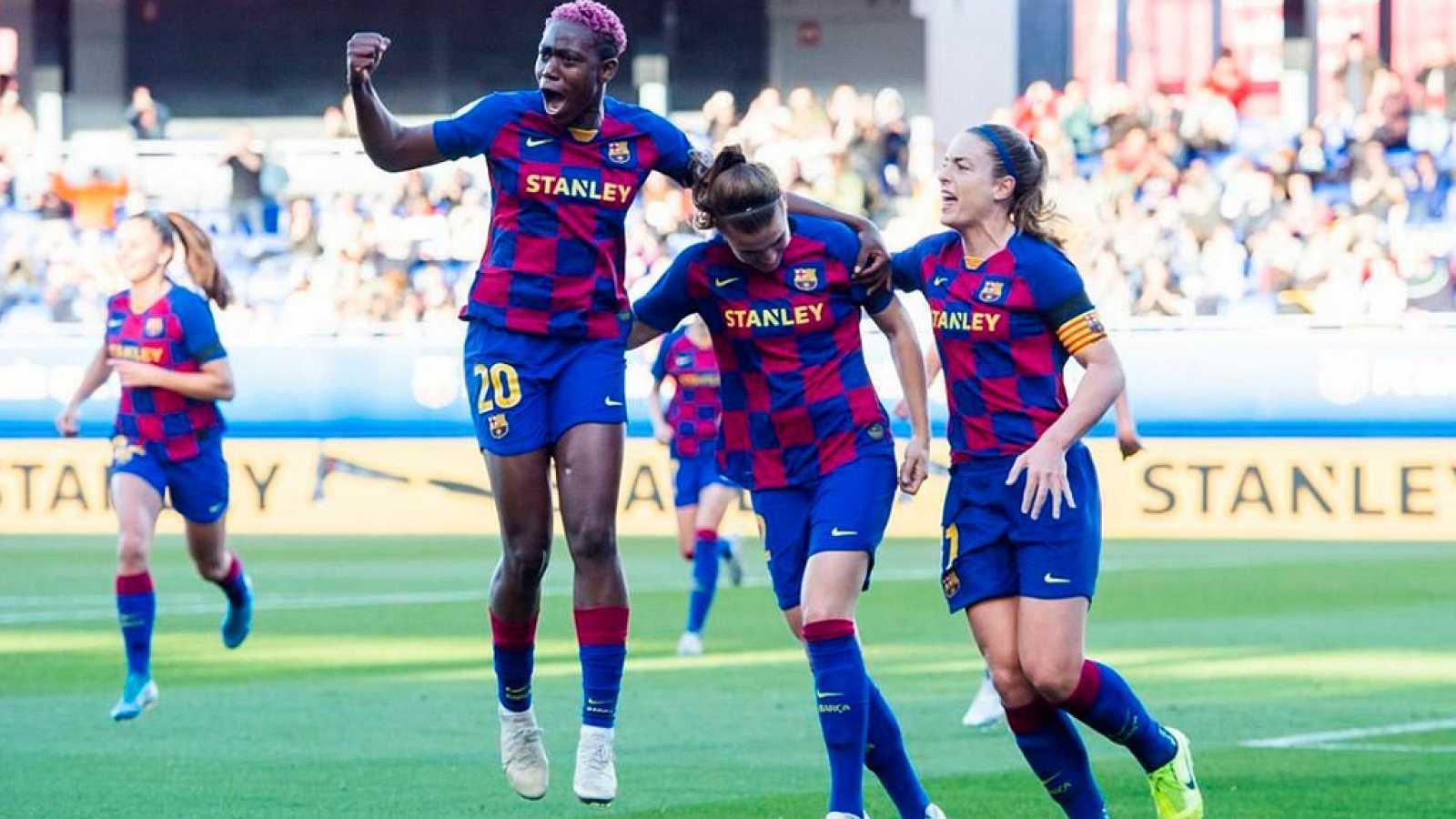 La Copa de la Reina de Fútbol se juega en RTVE