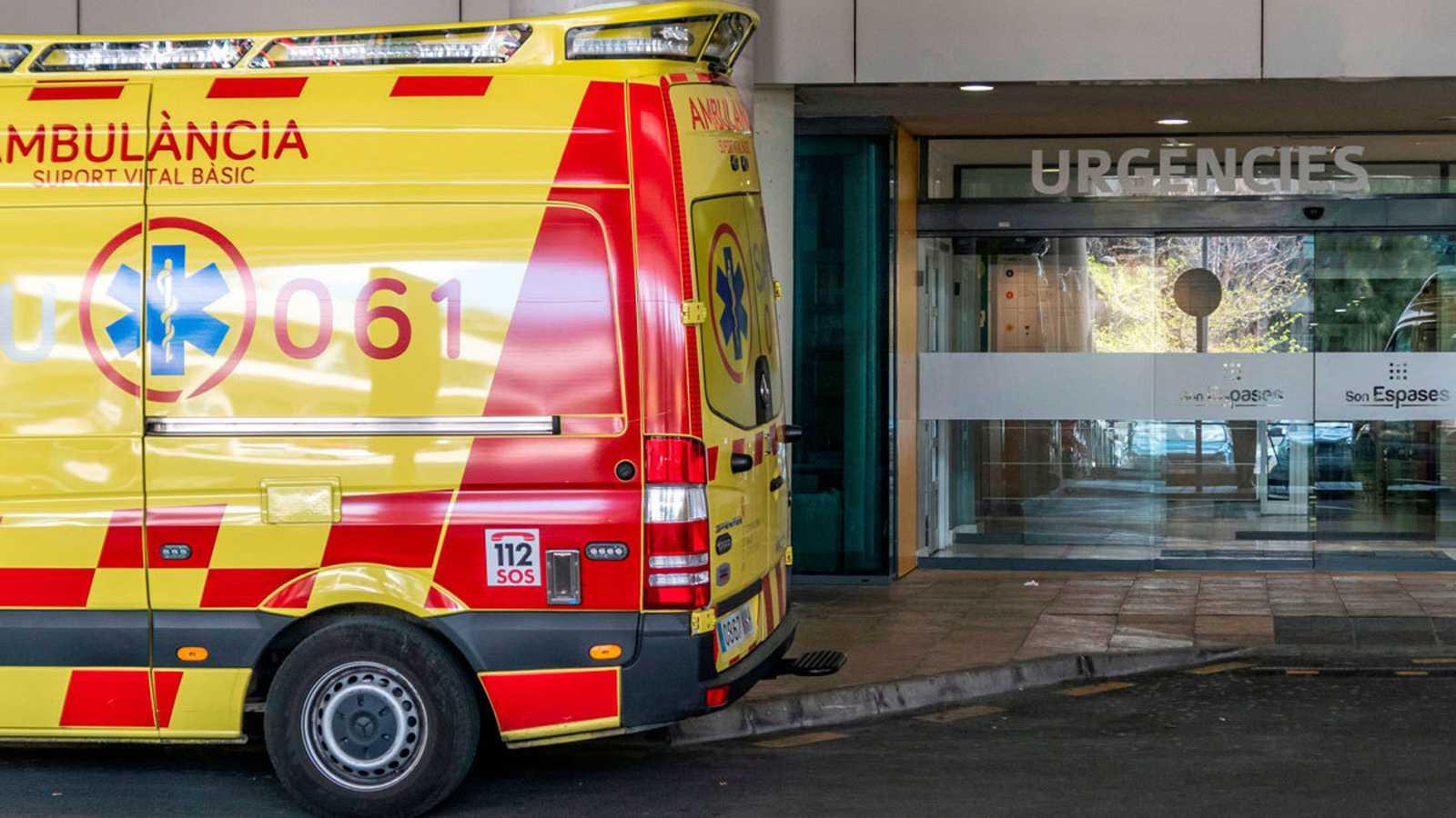 Imagen de archivo del hospital de Son Espases, Mallorca