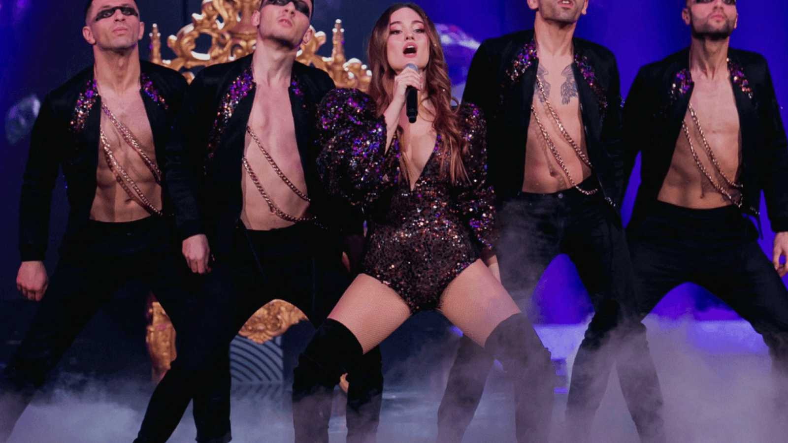 "Athena Manoukian representará a Armenia en Eurovisión 2020 con ""Chains on you"""