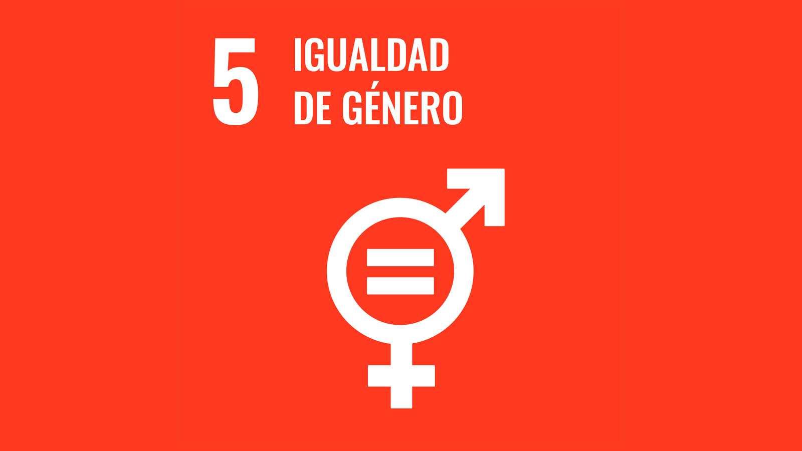 Objetivo de desarrollo sostenible 5