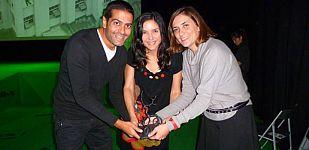 NoticiaTres14 galardonado con el premio Urban TV 2011 por 'Arquitectura'