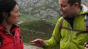 NoticiaEdurne Pasabán y Javier Sierra intentan ascender a Pica del Jierru