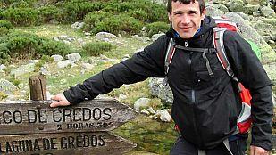 NoticiaEdurne Pasabán y Juanjo Ballesta escalan el Pico Almanzor