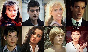 Noticia¿Quiénes eran los 'Mario Casas' y las 'Michelle Jenner' de los años 80?