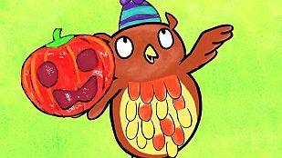 VideoEl viaje al bosque de Halloween