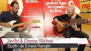 VideoMasterclass 6x3 - Jam con Javibi y Chema Vilchez - 02/11/16