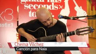 VideoMasterclass 6x3 - 'Canción para Naia' de Chema Vílchez