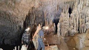 VideoEspeleología - Vallgornera: piedra, agua y tiempo (1)