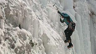 Video Benasque: alpinismo en femenino