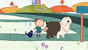 VideoEl problema del perro grande