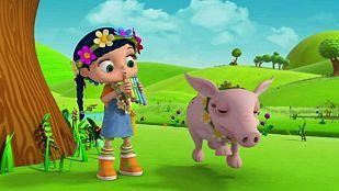VideoPretty as a pig