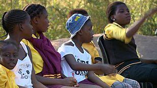 VideoSudáfrica: Los hijos de Comboni