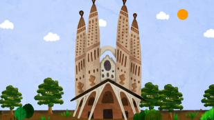 VideoLunnis de leyenda - Gaudí