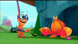 VideoCrabby, the crab