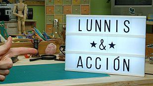 VideoLunnis y Acción...¡este viernes, estreno a las 17.00 horas!