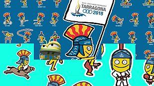 Video¡Clan con todas las disciplinas de los Juegos Mediterráneos Tarragona 2018!