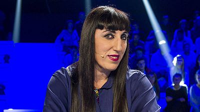 Rossy de Palma, nueva concursante de 'Bailando con las estrellas'